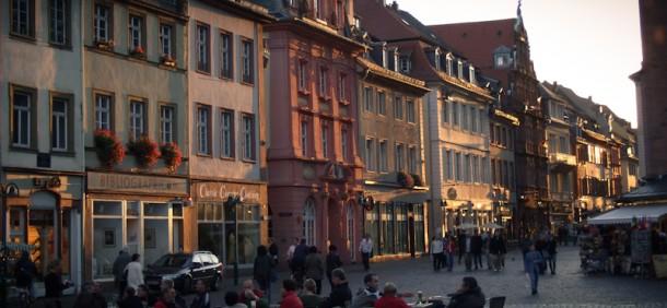 Stellplatz Heidelberg 2