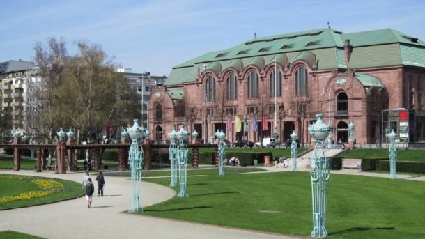 Der Rosengarten Mannheim