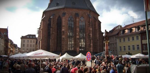Wohnmobilstellplatz Heidelberg Altstadt 4