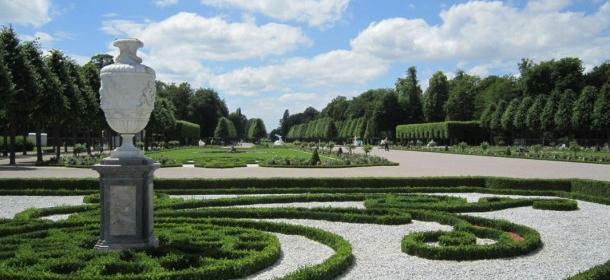 Foto: Schlosspark Schwetzingen
